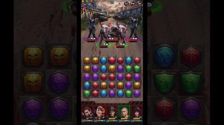 【パズル&サバイバル】特殊作戦 赤•緑•紫20211001